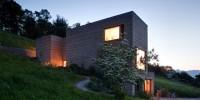Haus Rauch in Schlins, Östereich, Architekten: Boltshauser
